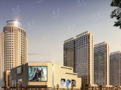 世贸大厦城市综合体