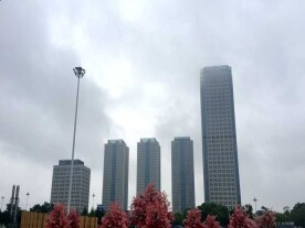 环球金融城